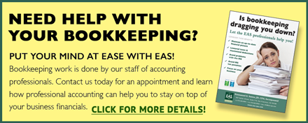 Bookkeeping promo banner